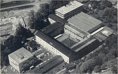 Kern works and expansion in 1968